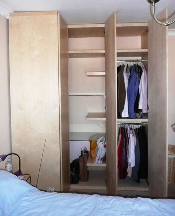 fitted wardrobes